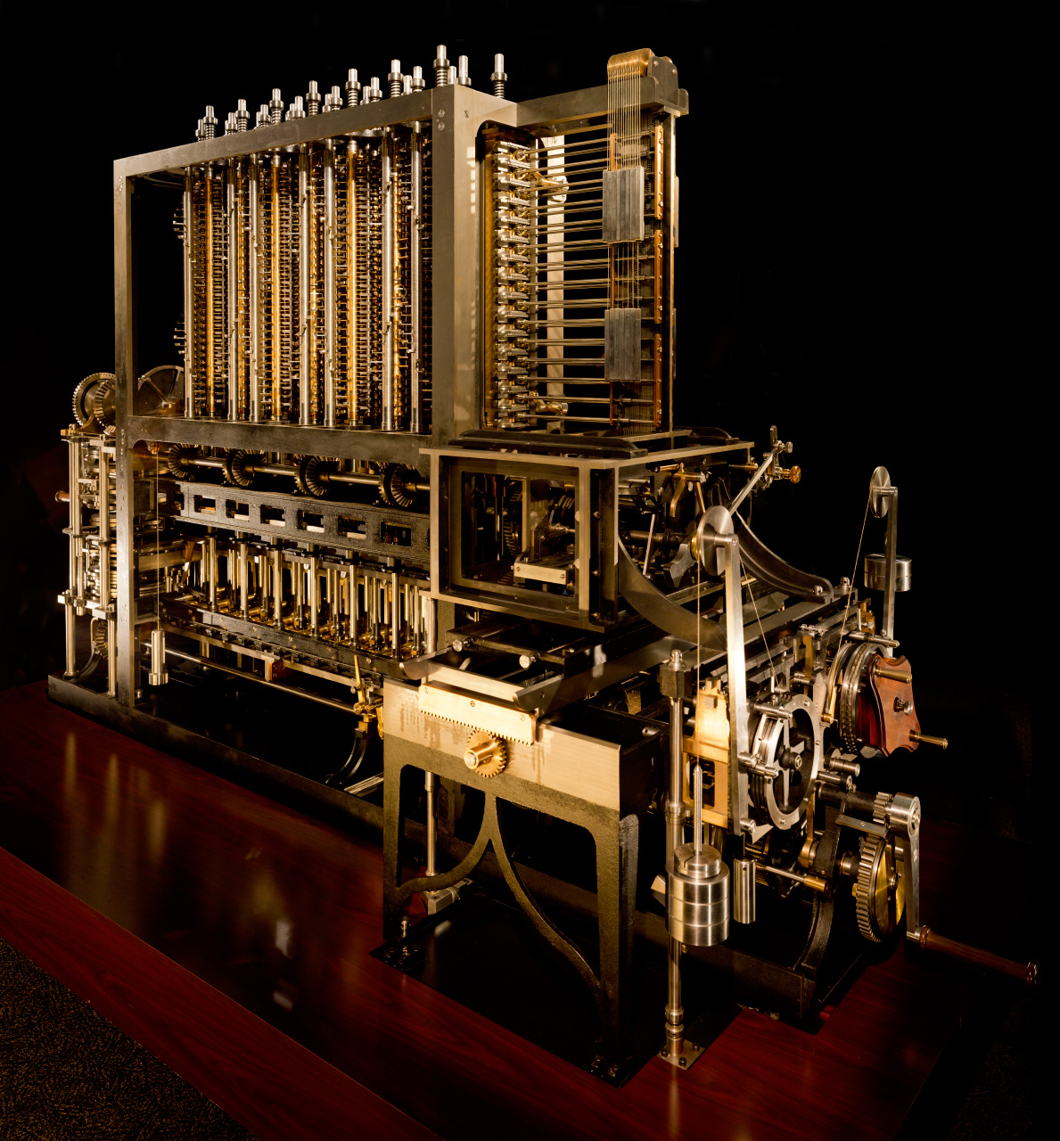 Babbage's Analytical Engine, The Nineteenth-Century ... |The Difference Engine