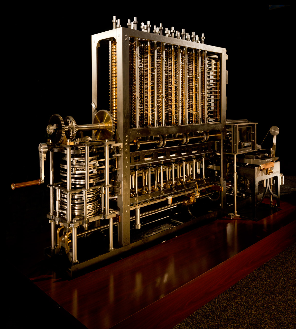 Computing - Wikipedia |The Difference Engine