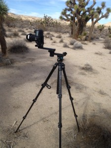 nodal ninja rig rearranged for photosynth parallax capture
